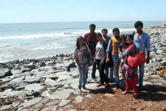 Picnic at Digha 2014