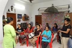 Special Workshop for PR students of PRSI inside Institute campus 2014