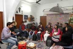Workshop by Nikon India Team at Institute campus 2014