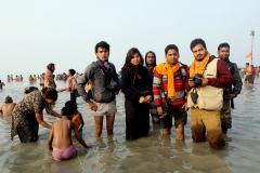 Gangasagar Mela 2015