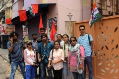 Assemble Election Day in Kolkata 2016