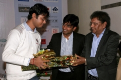 Pritam Dutta received award in Better City Better Life contest 2013