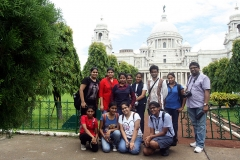 School students' workshop organized by Kindle Magazine at victoria memorial 2012
