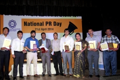Images Redefined Photography Institute received Par Excellence Corporate award from Public Relations Society of India 2014